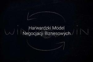 Harwardzki Model Negocjacji - Negocjacje Biznesowe Eveneum