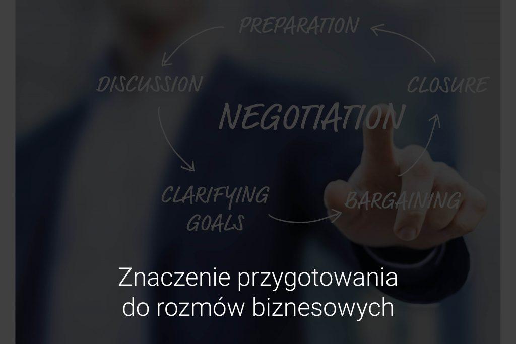 Znaczenie przygotowania do rozmow biznesowych - warsztaty negocjacyjne Eveneum