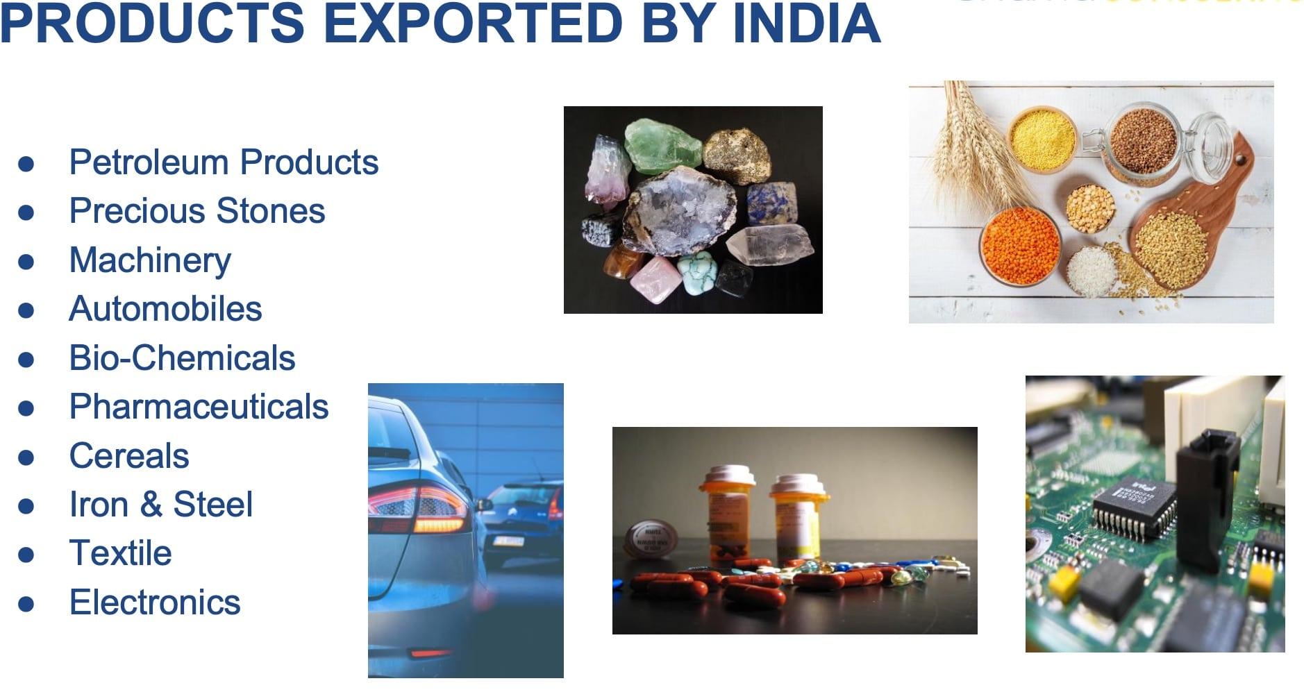 Indian partners export
