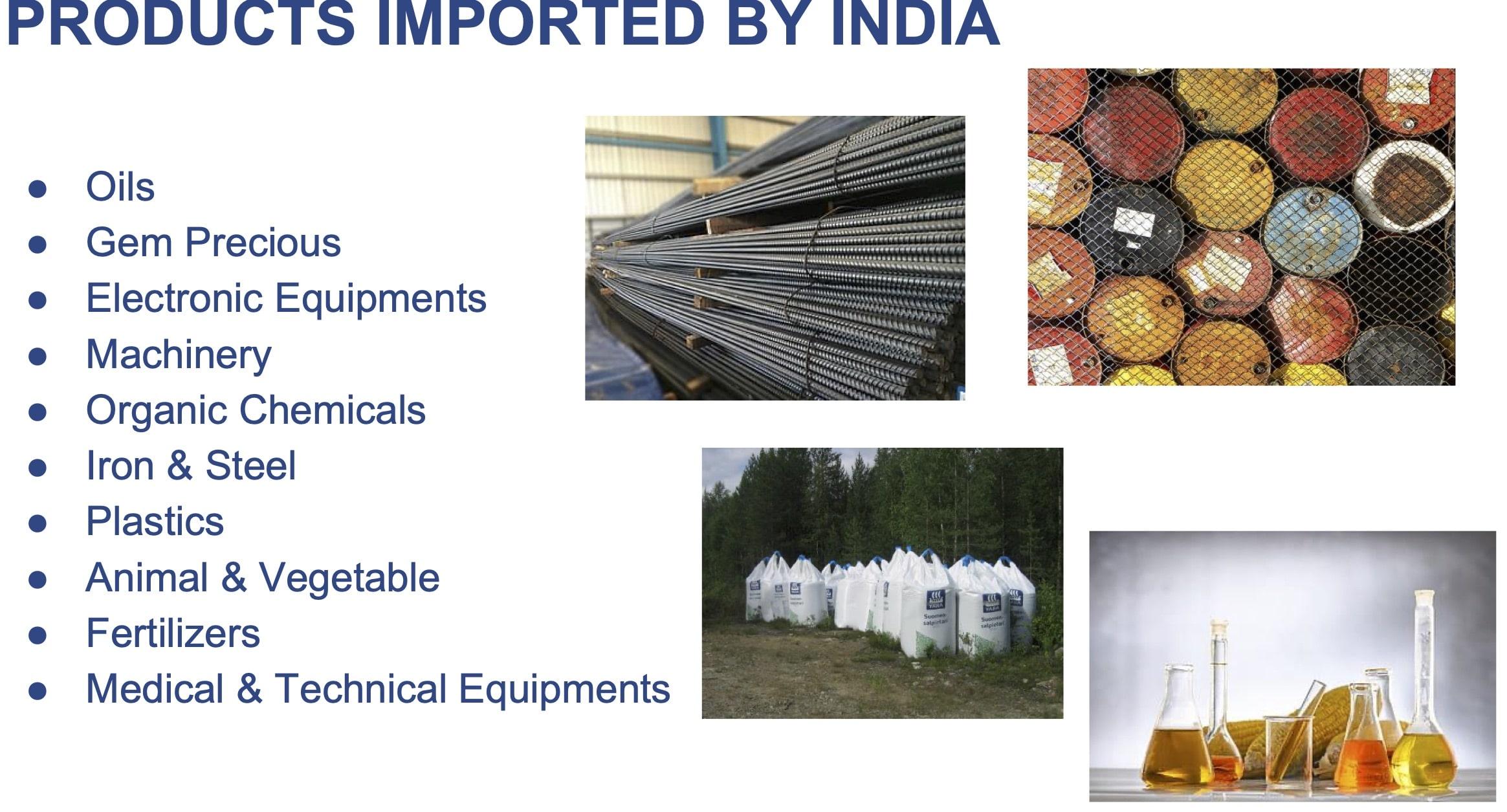 Import India